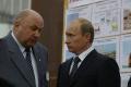 Vladimir Putin and Nikolay Kalistratov discuss the prospective of civil shipbuilding at Sevmash