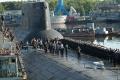At the submarine «Dmitry Donskoy»