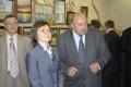 Minister of economical developing of the RF Elvira Nabiullina and general director of Sevmash Nikola