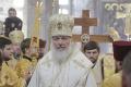Всенощное бдение в Никольском соборе бывшего Николо-Корельского монастыря