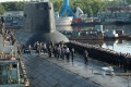 """На палубе атомного подводного крейсера """"Дмитрий Донской"""""""