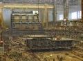Начало изготовления корпусных конструкций
